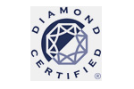 Picture of the Diamond Certified logo